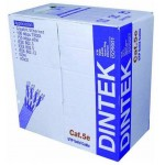 Cable Dintek Cat 5e UTP 305m