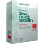 Kaspersky Small Office Security 1 Server-10 PC